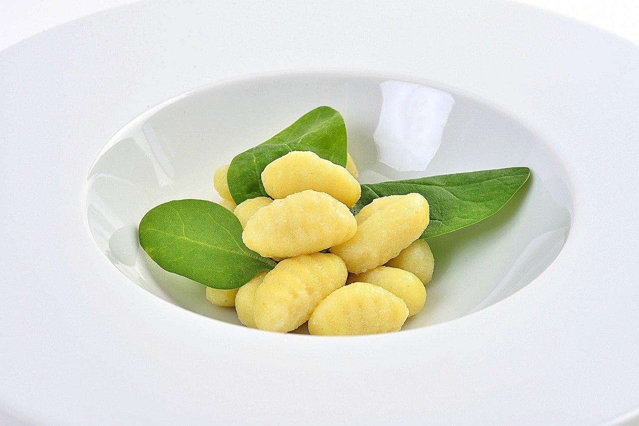 Gnocchi maïs
