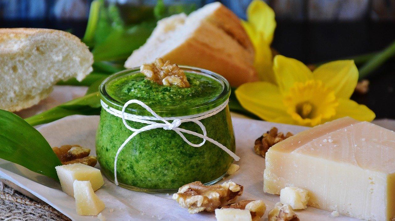 Pesto noix